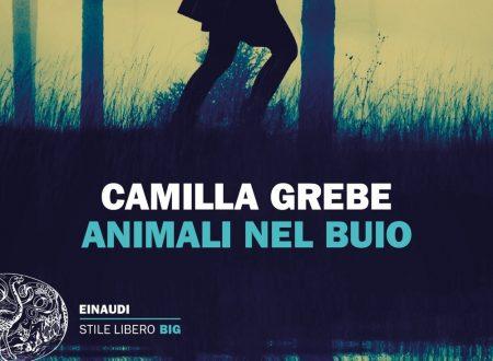 """""""Animali nel buio"""" – conosci davvero il tuo passato? Camilla Grebe"""