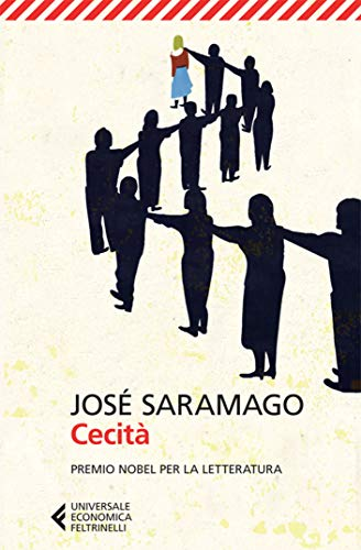 """""""La Cecità pandemica del romanzo di Saramago"""" di Maria Nivea Zagarella"""
